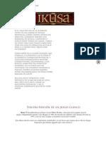 Ikusa Manual de Reglas en Español