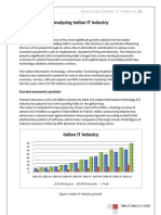 Report on Indian IT Industry