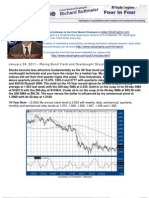 Rising Bond Yield and Overbought Stocks will Time Market Top