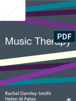 Music Therapy Creative Therapies in Practice Series