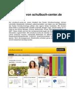 Impressum von schulbuch-center.de