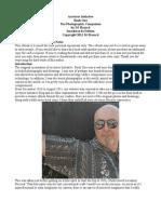 Arcturus Initiative Book One the Photographic Companion