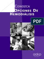 Understanding Your Hemodialysis Options Spanish