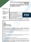 ABNT NBR 6025 (2002)