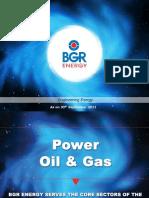 BGR Energy