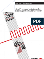 Instructiuni de Instalare -Devimat - Dsvf Si Dtvf