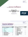 Review #1 Cell & Molecular Biology