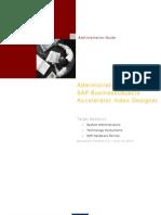 Administrating SAP BObj Accelerator Index Designer
