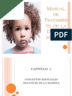 Manual de Tratamiento de la Diarrea en Niños diapositivas!