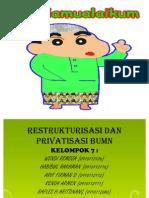 PRIVATISASI BUMN
