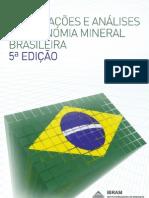 informações e análieses da economia mineral