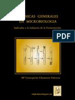 Técnicas Generales en Microbiología