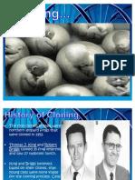 Cloning Presentation