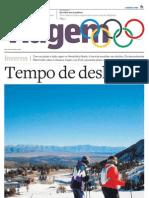 Suplemento Viagem - Jornal O Estado de S. Paulo - 20120117
