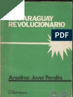 El Paraguay Revolucionario - Anselmo Jover Peralta - Portal Guarani