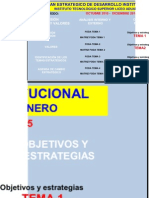 Plan de Desarrollo Estrategico Institucional Itsla 2011- 2015