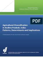 Agricultural Diversification in Andhra Pradesh, India