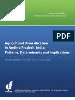 Agricultural Diversification in Andhra Pradesh, India