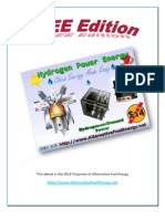 Hydrogen Power Energy - HHO Generators