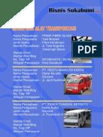 Direktori Bisnis Mesin & Alat Transportasi - Sukabumi