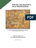 Principio de Una Politica Catolica Tradicional(Fernando Segovia)