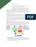 Identificación y ubicación de los continentes
