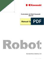 Robo Kawasaki - Manual Operacional D Serie