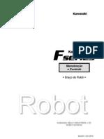 Robo Kawasaki - Manutencao e Controle F Serie