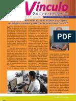 Vìnculo Universitario No. 4 - Abril 2011