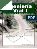 Ingeniería Vial I Escrito por Hugo Andrés Morales Sosa
