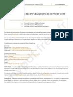Personnalisation Des In Formations de Support OEM Pour WINDOWS XP