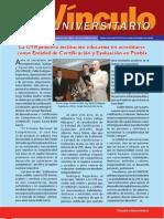 Vìnculo Universitario No. 10 - Octubre 2011