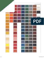 Gama de Colores RALl