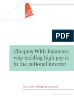 High Pay Commission Final Report