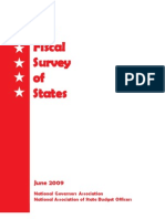 Fiscal Survey of States - June 2009