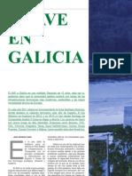Ave en Galicia (ANCOP)