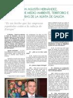 Entrevista con Agustín Hernández (ANCOP)