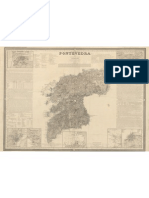 Pontevedra - Mapas Generales 1856