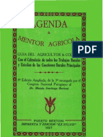 AGENDA & MENTOR AGRICOLA - DR. MOISES SANTIAGO BERTONI - Paraguay - PortalGuarani