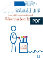 Inspiring Sustainable Living – Expert Insights into Consumer Behavior & Unilever's Five Levers for Change