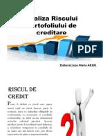 Riscuri Bancare