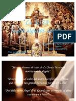 La Santa Misa Segn Los Santos