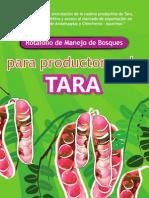 ASOCIACION BENEFICA PRISMA Tara Apurimac Rotafolio de Manejo de Bosques