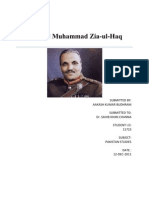 Pakistan Studies Zia