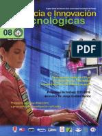 Docencia e Innovación Tecnológicas - No. 08