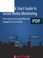Dzn Synthesio Social Media Monitoring Book Vfinal 120112030619 Phpapp01