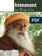 Enlightenment Life the Way It is Sadhguru