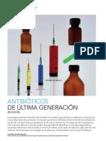 Farmacología - últimos atb