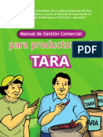 ASOCIACION BENEFICA PRISMA Tara Apurimac Manual de Gestion Comercial