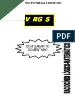 Raciocinio Lógico PETROBRAS & REFAP 2007